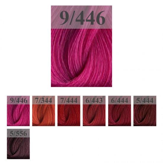9/446 - Интензивно пурпурно розово - 60 ml