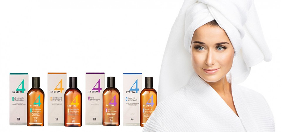 System 4 - СПА терапия за коса и скалп